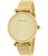 Emporio Armani Women's Gianni AR1957 Gold Stainless-Steel Quartz Watch - Main Image Swatch