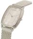 Emporio Armani Women's Retro AR2495 Silver Stainless-Steel Quartz Watch - Side Image Swatch