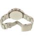 Armani Exchange Men's Atlc AX1369 Silver Stainless-Steel Quartz Watch - Back Image Swatch