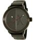 Armani Exchange Men's Atlc AX1372 Black Leather Quartz Watch - Main Image Swatch