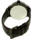 Armani Exchange Men's Atlc AX1372 Black Leather Quartz Watch - Back Image Swatch