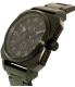Armani Exchange Men's Takedown AX1651 Black Stainless-Steel Quartz Watch - Side Image Swatch