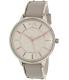 Armani Exchange Women's Olivia AX5311 Grey Leather Quartz Watch - Main Image Swatch