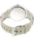 Armani Exchange Women's Olivia AX5311 Grey Leather Quartz Watch - Back Image Swatch