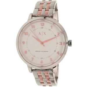 Armani Exchange Women's Payton AX5370 Silver Stainless-Steel Quartz Watch