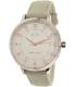 Armani Exchange Women's Payton AX5371 Grey Leather Quartz Watch - Main Image Swatch