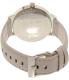 Armani Exchange Women's Payton AX5371 Grey Leather Quartz Watch - Back Image Swatch
