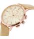 Fossil Women's Abilene CH3016 Brown Leather Quartz Watch - Side Image Swatch