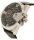 Diesel Men's Uber Chief DZ7376 Black Leather Quartz Watch - Side Image Swatch