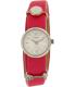 Fossil Women's Georgia ES3964SET Pink Leather Quartz Watch - Main Image Swatch