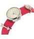 Fossil Women's Georgia ES3964SET Pink Leather Quartz Watch - Side Image Swatch