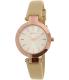 Dkny Women's Stanhope NY2457 Beige Leather Quartz Watch - Main Image Swatch