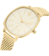 Skagen Women's Rungsted SKW2426 Gold Stainless-Steel Quartz Watch - Side Image Swatch