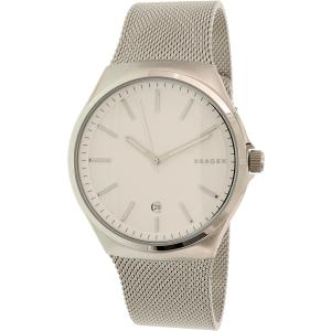 Skagen Men's Sundby SKW6262 Silver Stainless-Steel Quartz Watch