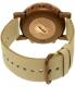 Suunto Men's Essential SS022441000 Copper Leather Swiss Quartz Watch - Back Image Swatch