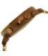 Suunto Men's Essential SS022441000 Copper Leather Swiss Quartz Watch - Side Image Swatch