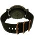 Suunto Men's Essential SS022440000 Black Nylon Swiss Quartz Watch - Back Image Swatch