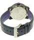 Movado Men's Bold 3600268 Blue Polyurethane Swiss Quartz Watch - Back Image Swatch