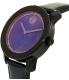 Movado Men's Bold 3600268 Blue Polyurethane Swiss Quartz Watch - Side Image Swatch