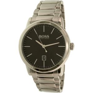 Hugo Boss Men's 1513398 Silver Stainless-Steel Quartz Watch