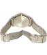 Hugo Boss Men's 1513398 Silver Stainless-Steel Quartz Watch - Back Image Swatch