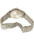 Hugo Boss Men's 1513402 Silver Stainless-Steel Quartz Watch - Back Image Swatch