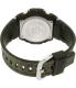 Casio Men's G-Shock GST200CP-9A Black Resin Quartz Watch - Back Image Swatch
