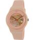 Swatch Women's New Gent SUOP107 Rose Silicone Swiss Quartz Watch - Main Image Swatch