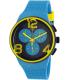 Swatch Men's Chrono Plastic SUSS100 Blue Silicone Swiss Quartz Watch - Main Image Swatch