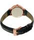 Hugo Boss Women's 1502392 Blue Leather Quartz Watch - Back Image Swatch