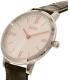 Hugo Boss Women's 1502393 Brown Leather Quartz Watch - Side Image Swatch