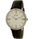 Hugo Boss Men's 1513373 Brown Leather Quartz Watch - Main Image Swatch
