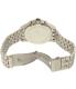 Hugo Boss Men's 1513383 Silver Stainless-Steel Quartz Watch - Back Image Swatch