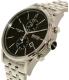 Hugo Boss Men's 1513383 Silver Stainless-Steel Quartz Watch - Side Image Swatch