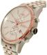 Hugo Boss Men's 1513385 Silver Stainless-Steel Quartz Watch - Side Image Swatch