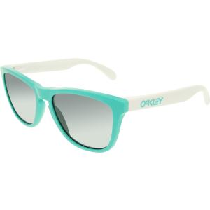 Oakley Men's Frogskins 24-417 Green Square Sunglasses