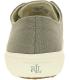 Lauren Ralph Lauren Women's Jolie Flax Linen Ankle-High Canvas Fashion Sneaker - Back Image Swatch
