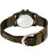 Disney Women's Mickey Mouse MCK620 Black Nylon Analog Quartz Watch - Back Image Swatch