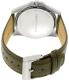 Kenneth Cole Men's New York 10027419 Grey Leather Quartz Watch - Back Image Swatch