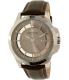 Kenneth Cole Women's New York 10027444 Grey Leather Quartz Watch - Main Image Swatch