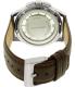 Kenneth Cole Women's New York 10027444 Grey Leather Quartz Watch - Back Image Swatch