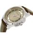 Kenneth Cole Women's New York 10027444 Grey Leather Quartz Watch - Side Image Swatch