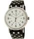 Timex Women's Weekender TW2P86600 Black Nylon Analog Quartz Watch - Main Image Swatch
