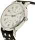 Timex Women's Weekender TW2P86600 Black Nylon Analog Quartz Watch - Side Image Swatch