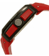 Timex Men's Expedition TW4B03900 Red Silicone Quartz Watch - Side Image Swatch