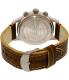 Timex Men's Expedition TW4B04300 Beige Leather Analog Quartz Watch - Back Image Swatch