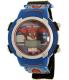 Disney Boy's Spider-Man SPM254K Blue Cloth Quartz Watch - Main Image Swatch