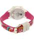 My Little Pony Girl's MLPKD121 Pink Plastic Quartz Watch - Back Image Swatch
