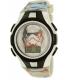 Disney Boy's Star Wars SWRKD012 Silver Resin Quartz Watch - Main Image Swatch