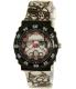 Disney Boy's Star Wars SWRKQ008 Black Rubber Analog Quartz Watch - Main Image Swatch